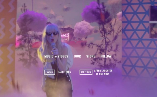 Paramore - New album After Laughter available now. – music, videos, and tour