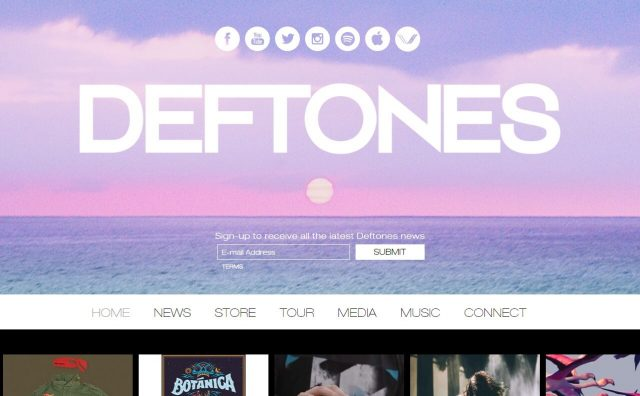 Deftones Official Site Official Website News, Store, Tour, Media, Music, Connect