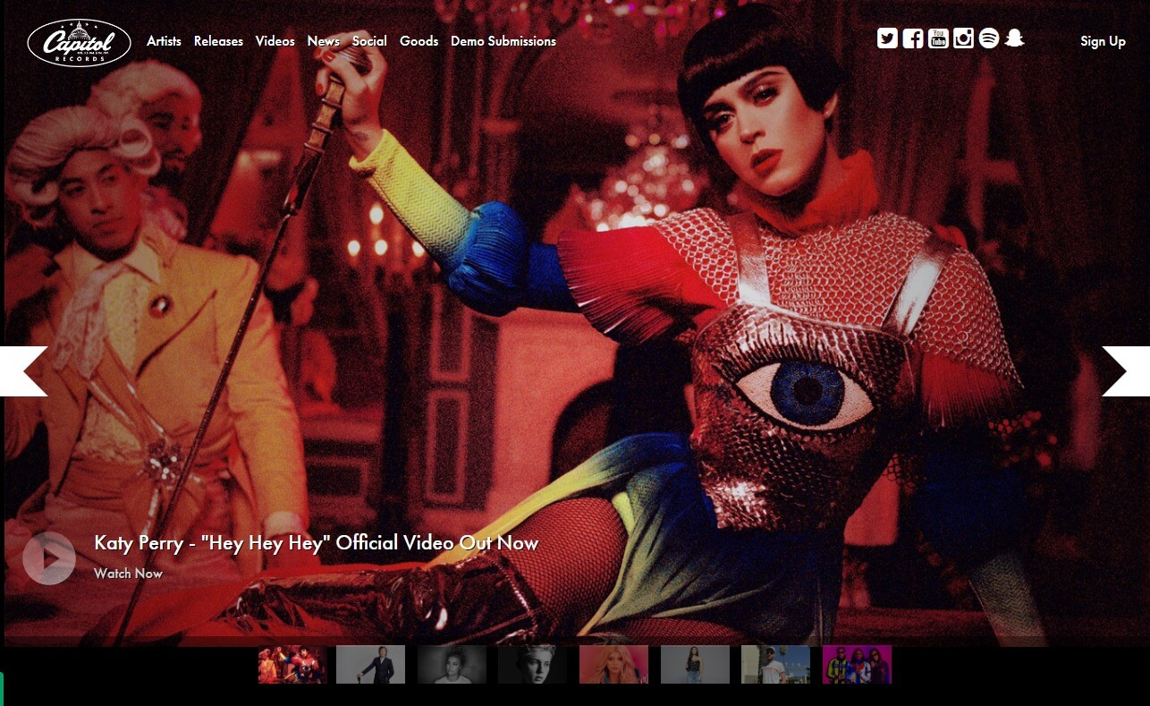 Capitol Records – The Official Website of Capitol RecordsCapitol Records  6fda6a56835b