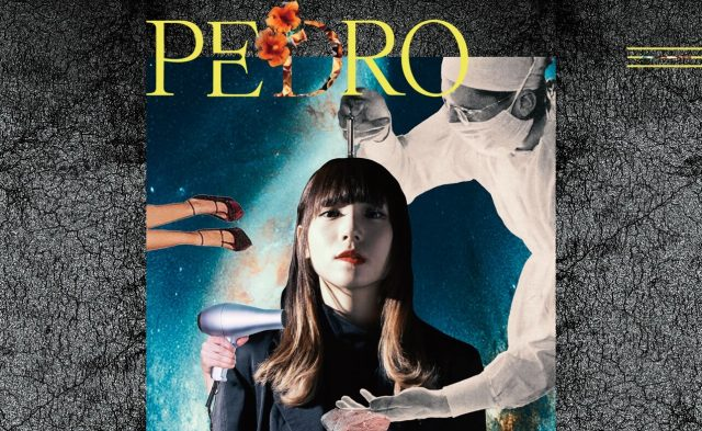 PEDRO [BiSH AYUNi D Solo Project] | PEDRO official websiteのWEBデザイン
