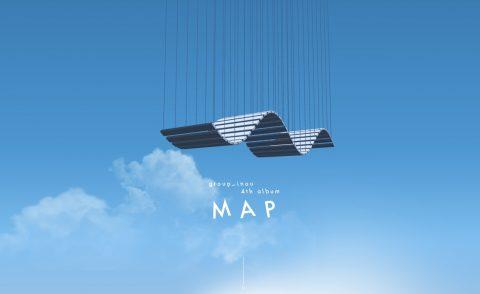 group_inou / MAPのWEBデザイン