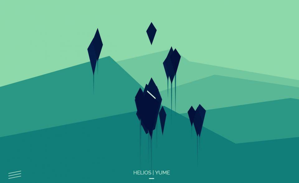 HELIOS | YUMEのWEBデザイン