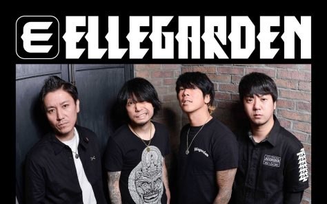 ELLEGARDEN Official SiteのWEBデザイン