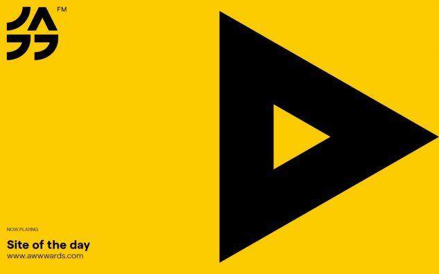 Jazz FM Romania – Sibiu 98.3 FM, Brasov 91.9 FM – www.jazzfm.roのWEBデザイン