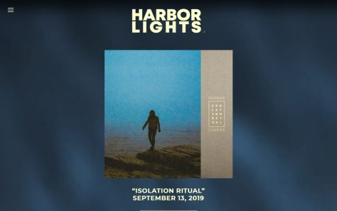 HarborLightsのWEBデザイン