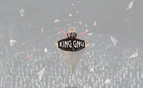 KING GNUのWEBデザイン