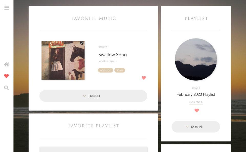 HAS Music – ハス・ミュージックのWEBデザイン