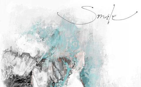 Eve New Album「Smile」 特設サイトのWEBデザイン