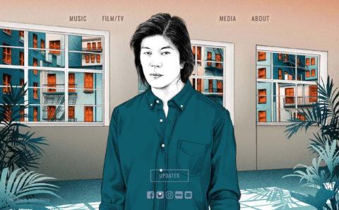 James IhaのWEBデザイン