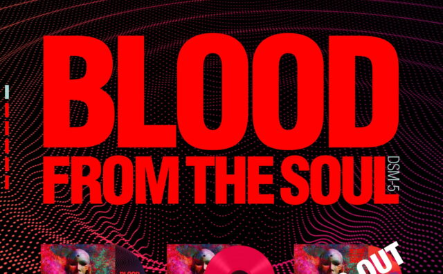 Blood From The SoulのWEBデザイン