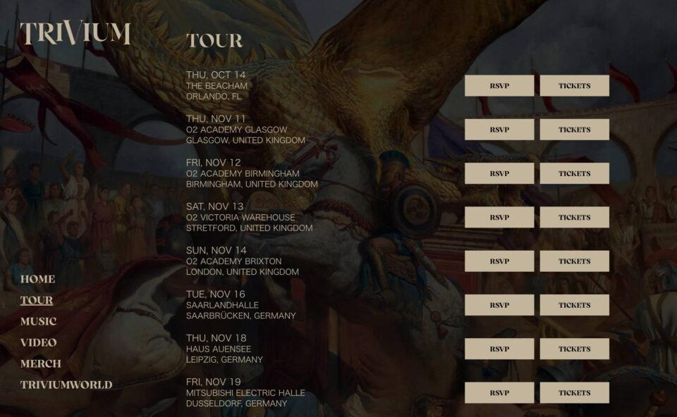 Home Page   TriviumのWEBデザイン